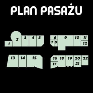 plan pasazu